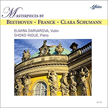 C. Schumann, Beethoven & Franck: Works for Violin & Piano