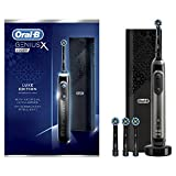 Oral-B Genius X 20000 Luxe Edition, Cepillo de Dientes Eléctrico con Tecnología de Braun, Gris Antracita