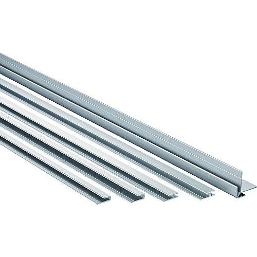 光 アルミジョイナーコ型8(16)×5.5(3.5)×1995mm AJ8535 アルミ板
