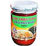 Salsa satay en Trieu Chau POR KWAN 227g Tailandia - Pack de 6 piezas...