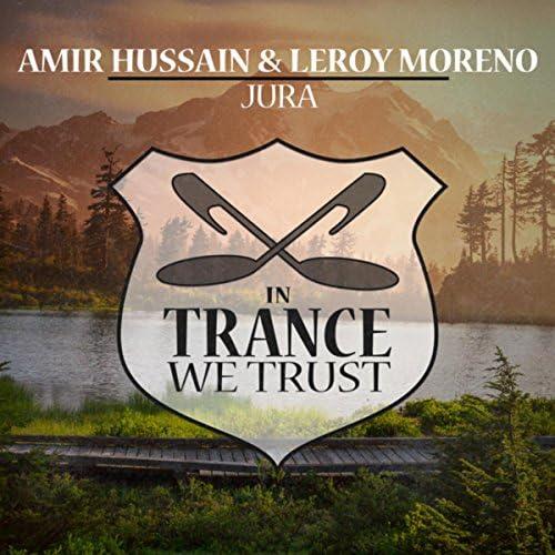 Amir Hussain & Leroy Moreno