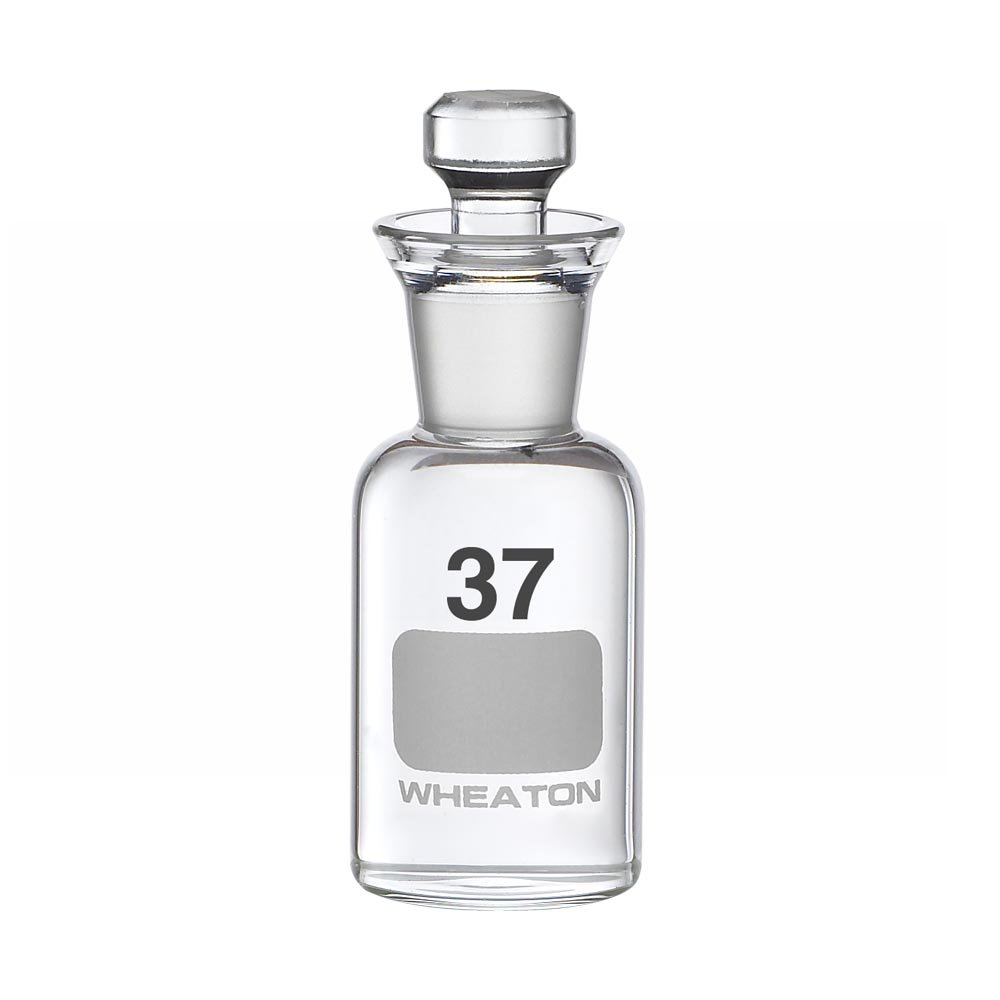 Wheaton 227494-02 BOD High quality new Bottle 60mL Sales for sale 37 Stopper Numbered Robotic