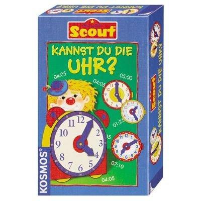 Kosmos - Scout - Kannst du die Uhr?