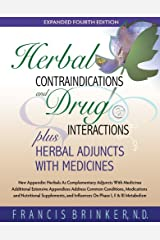 Herbal Contraindications and Drug Interactions Plus Herbal Adjuncts With Medicines (English Edition) Format Kindle