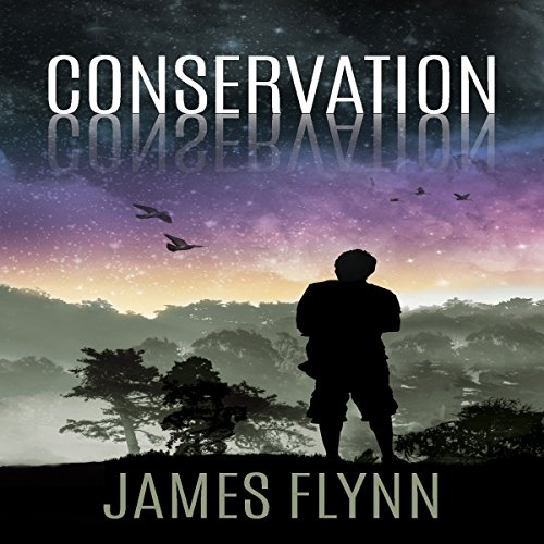 Conservation audiobook cover art