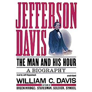 Jefferson Davis cover art
