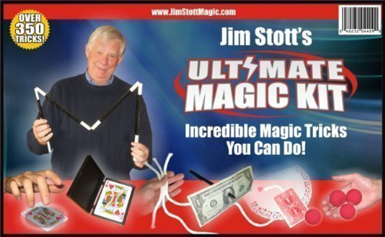 Jim Stott's Ultimate Magic Kit by Jim Stott Magic