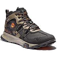 Timberland Garrison Trail Waterproof Mid Fabric Hiker Men's Hiking Boots