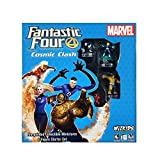 WizKids Marvel HeroClix Fantastic Four: Cosmic Clash Starter Set