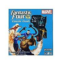 WizKids Marvel HeroClix Fantastic Four: Cosmic Clash Starter Set