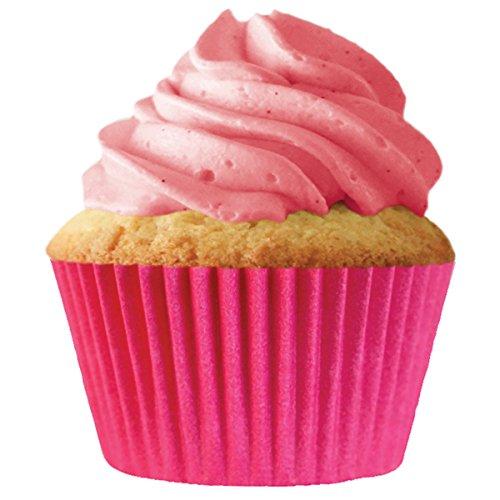 Cupcake Creations JUMBO BAKING CUPS-PINK