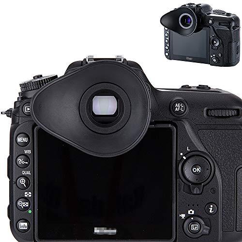 JJC Visor Ocular Eyecup para Nikon D7500 D7200 D7100 D7000 D5600 D5500 D5300, D3500, D750...