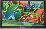 Prechen Portatile Monitor IPS Schermo da 11,6 pollici Full HD 1920 x 1080P LED Custodia in Alluminio Portatile Gioco Monitor Portatile HDMI Monitor, compatibile con laptop, PC, PS4, PS3, Xbox One, ecc