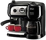 DeLonghi BCO 264 Coffee/Espresso Maker - Cafetera (Cafetera combinada, Negro)