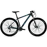 Focus Black Forest 29R 2.0 30 Gang-Kette Herren MTB 29 Zoll 2014 47 cm magicblack-matt(blue/light blue)