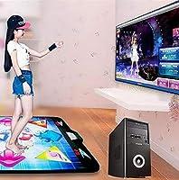 ワイヤレスダンスブランケット、耐摩耗性の折りたたみ式ダンスブランケット、子供向けダンスの革新的なミュージックパッド、高解像度テレビコンピュータのデュアルユース操作、子供向けクリスマスギフト