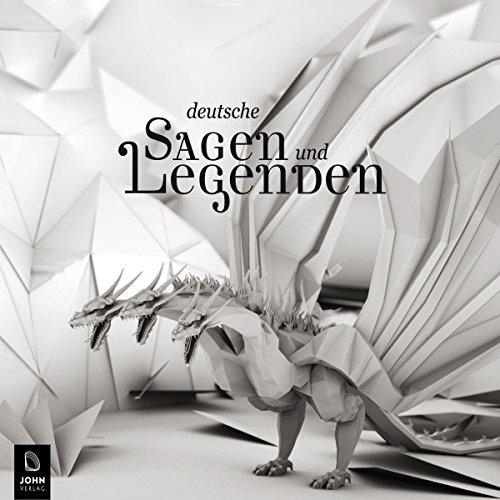 Deutsche Sagen und Legenden audiobook cover art