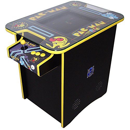 Two Player Table Arcade Machine - Pacman Theme