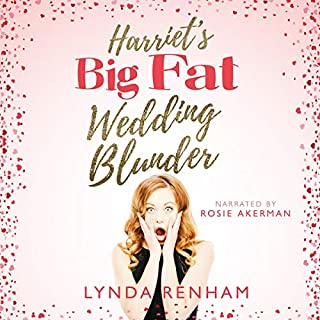 Harriet's Big Fat Wedding Blunder cover art