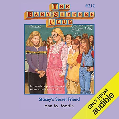 Couverture de Stacey's Secret Friend