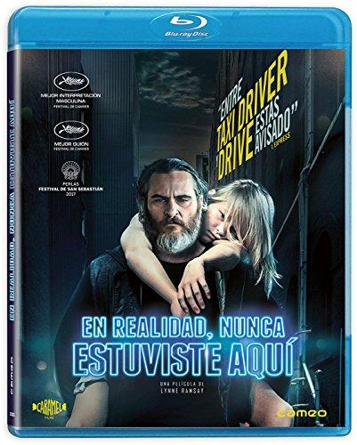 En realidad, nunca estuviste aquí [Blu-ray] (Blu-ray)