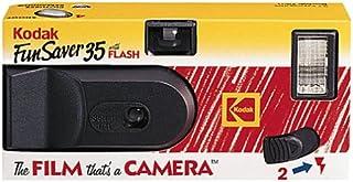 كاميرا كوداك فانسيف 35 مم للاستخدام مرة واحدة مع فلاش