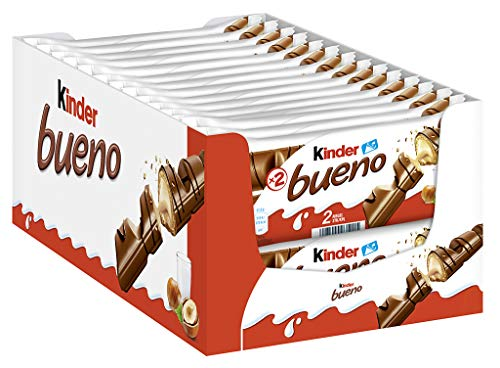 kinder Bueno - Thekendisplay (30 x 43g)