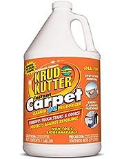 KRUD KUTTER Instant Carpet Stain Remover Plus Deodorizer CR012-1 Gallon Bottle