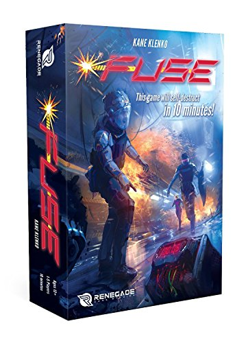 Renegade Game Studios RGS00504 - Brettspiele, Fuse