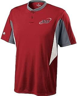 Columbia 300 Men's Rocket JerseyScarlet XXX-Large
