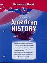American History Resource Book Unit 3