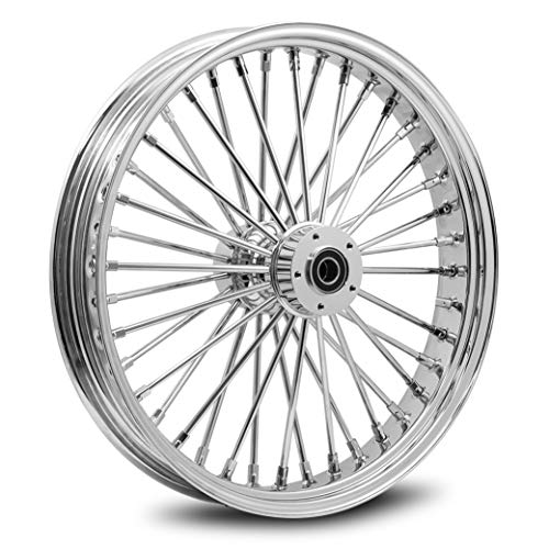 21X3.5 DNA FAT SPOKE MAMMOTH 40 SPOKE FRONT WHEEL HARLEY FLST HERITAGE SOFTAIL 2000-UP