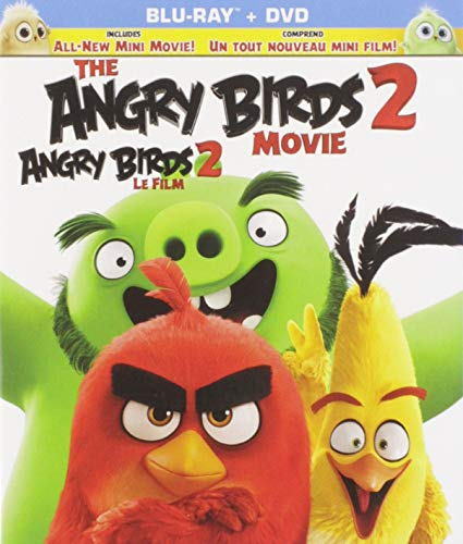 Angry Birds 2 - Le film (2019) [Blu-ray + DVD] (Bilingue) - 0