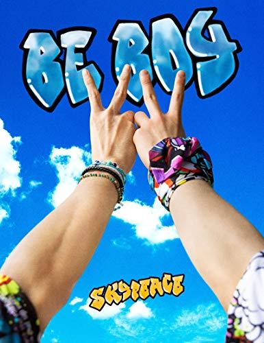 【Amazon.co.jp限定】BE BOY (完全生産限定スカイ盤) (オリジナルロゴステッカー付) CD+DVD, 限定版