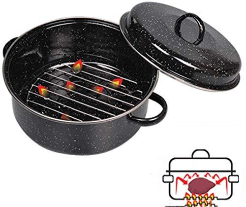 Backen Pfanne Gebratene Süßkartoffel Artifact Pot Chicken Wings Ofen Grill-Platte, einfach zu bedienen, leicht zu reinigen, Geeignet für Barbecue