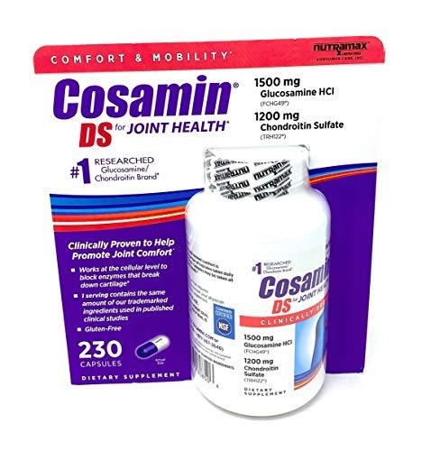Cosamin® DS Exclusive Formula, 230 Capsules