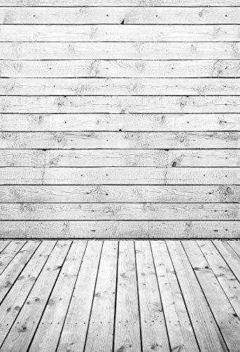 Tabla de Madera Vieja tablones de Suelo Textura bebé niño Fiesta muñeca Retrato Foto telón de Fondo Estudio fotográfico A18 9x6ft / 2,7x1,8 m