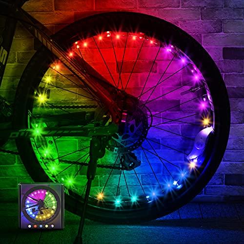 bicicletta 0 anni Dreamingbox Luci Bicicletta LED