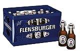 20 x Flensburger Pilsener 0,33l, caso original Bügelflasche 4,8% vol