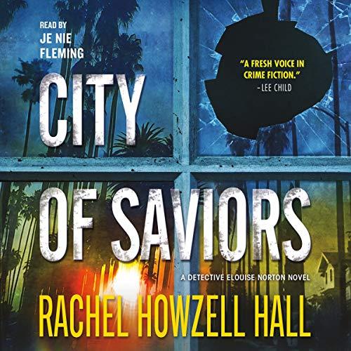 City of Saviors audiobook cover art