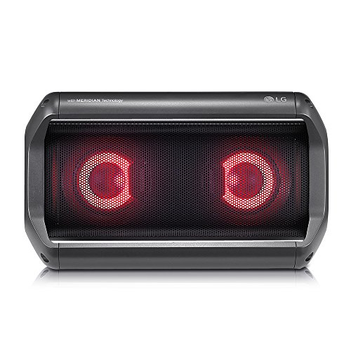 LG PK5 Xboom Go Wireless Bluetooth Speaker with Upto 18 Hours Playback and Grab & Go Handles