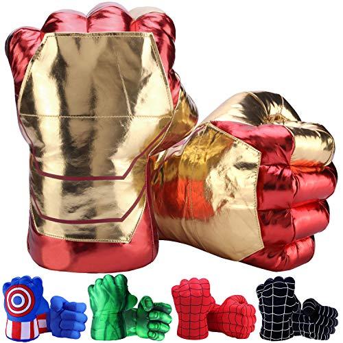 Toydaze Smash Fists Punching Gloves Plush Hands