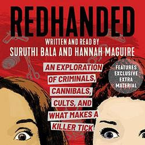 Redhanded cover art