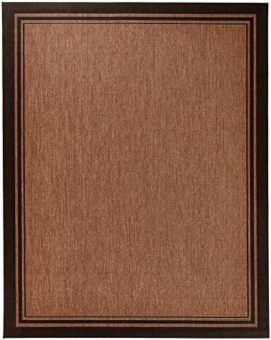 Best Gertmenian Clean  Polypropylene Rug - Gertmenian 21359 Nautical Tropical Carpet Outdoor Patio Rug,