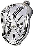 Trenton Gifts Melting Table Clock
