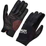 Oakley Men's All Conditions MTB Cycling Gloves - Blackout/Large