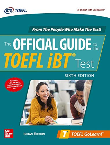 The Official Guide to the TOEFL iBT Test - Sixth Edition