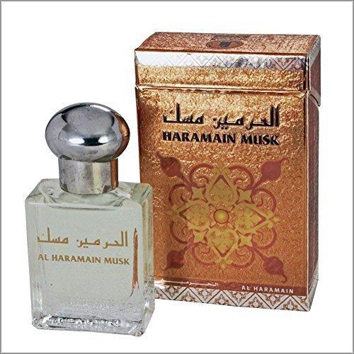 """Almizcle"" único Aceite Esencial Árabe / Attar / Ittr 15 ML Sin Alcohol Prime Fragancia"