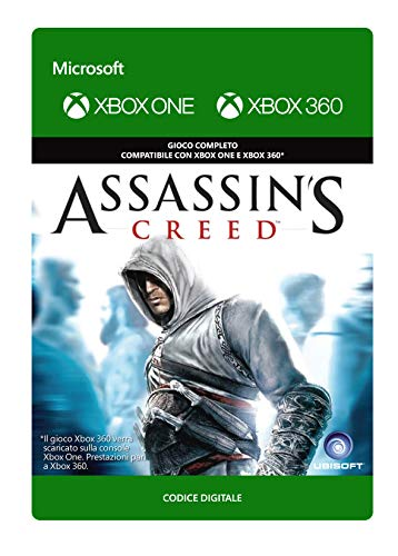 Assassin's Creed Standard   Xbox 360 - Plays on Xbox One Codice download
