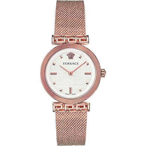 Versace Greca - Reloj de pulsera para mujer, moderno, cód. VELW00620